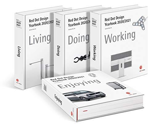 Red Dot Design Yearbook 2020/2021: Living, Doing, Working & Enjoying (Red Dot Design Yearbook / Living, Doing, Working, Einjoying)