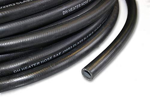 HVAC Heater Hose-Molded Coolant Hose Gates 24128