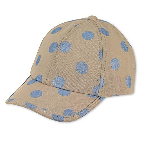 Sterntaler Baby-Mädchen Baseball-Cap 1422104 Baseballkappe, blau, 49
