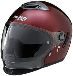 NOLAN(ノーラン) ヘルメット システム N43E Trilogy ワインチェリー/6 Lサイズ(59-60cm) 78770