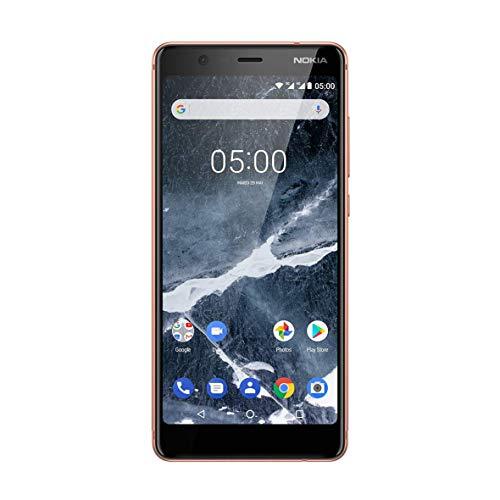 Nokia 5.1 14 cm (5.5') 2 GB 16 GB Doppia SIM 4G Rame 2970 mAh