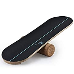 ABOUT US:The Simple Design of 4TH BEE Balance Board Trainer Assistance You to Achieve Strength Training for Legs, Abdominals and Core Muscles with Ease of Fitness.Improve Your Balance, Physical Control and Flexibility.Balance Board Trainer Content Sk...