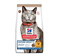BALANCED AND COMPLETE for senior cats that is balanced to complete daily nutrition, it helps maintain a healthy body condition. Contains easy to digest selected ingredients and a balanced nutrient profile, helping to support optimum digestion. HIGH-Q...