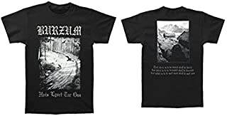 Official Merchandise Burzum - Hvis Lyset Tar Oss T-Shirt XL by Official Merchandise (2010-11-11)