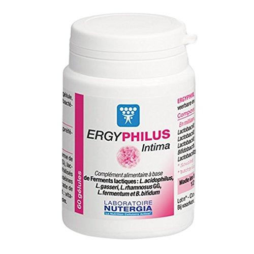 Nutergia - Ergyphilus Intima 60 Gelules Nutergia