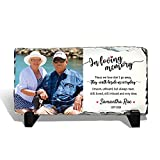 Memorial Picture Frame Memorial Present Customized Photo Frame Bereavement Gifts Sympathy Gifts for Loss of Loved One Personalized Remembrance Gift Idea, Desktop Ornament
