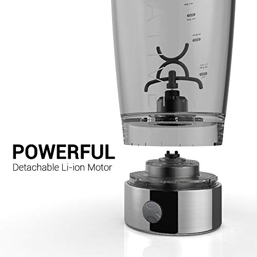 PROMiXX iX-R - REGENATIVE Edition Electric Shaker Bottle, Powerful Mixer for Smooth Shakes. 20oz Tumbler is BPA Free, Odor