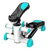 AMhuui Mini Stepper, Home Mute Fitness Jogging Sunny Gesundheit und, Einstellbare Twist Indoor...