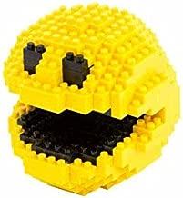 Paladone Pacman Pixel Bricks, 6 cm Tall, 289 Pieces