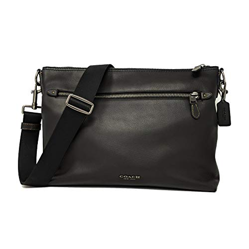 Coach Graham Soft Leather Messenger Tote Bag - #F72511