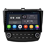10.1 inch Android 10.0 Car Stereo Radio Player WiFi DAB RDS GPS for Honda Accord 2002 2003 2004 2005 2006 2007