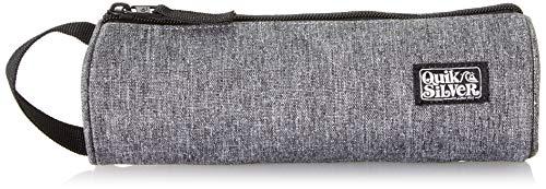 Quiksilver Boy's PENCILO School Supplies, Medium Grey Heather, Size : 8.6'w x 3.9'h / 22w x 10h cm/Volume : 1L