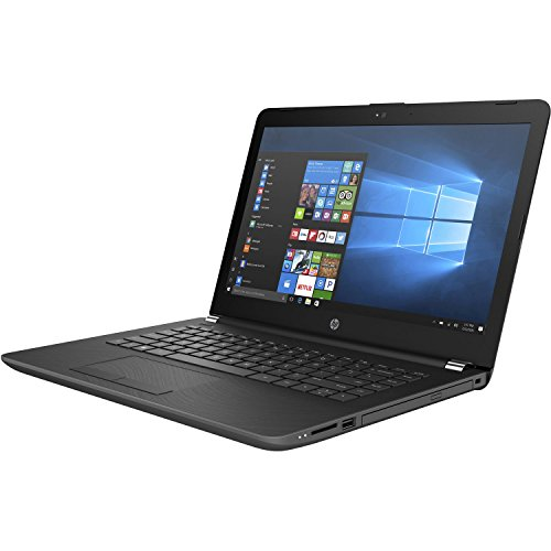 HP 14-inch Laptop, AMD Dual-Core E2-9000e, 4GB RAM, 500GB hard drive, Windows 10...