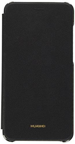 Huawei 51991958 Flip Cover Hülle für P9Lite–Schwarz