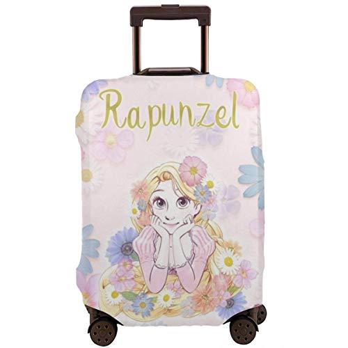 IUBBKI Protector de Maleta Rapunzel Stretch Protector de Equipaje de Viaje elástico - Varios...