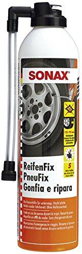 SONAX ReifenFix (400 ml) die zuverlässige Pannenhilfe für unterwegs | Art-Nr. 04323000