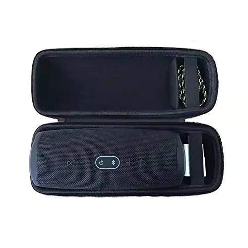 SANVSEN Duro Viajar Caja Estuche Funda para JBL Charge 4 Altavoz inalámbrico portátil con Bluetooth