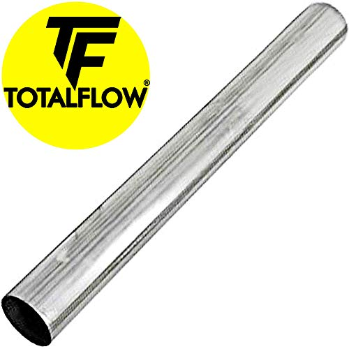 TOTALFLOW TF-P223 409 Stainless Steel Straight Tube 3