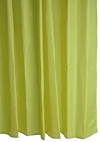 Galzone Duschvorhang 2 x 1,8 m Polyester grün