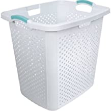Home Logic 2.5-Bu XL-Capacity Lamper Laundry Basket and Hamper (1)