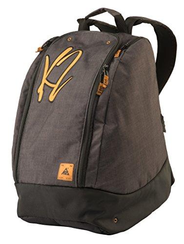 K2Rucksack für Schuhe und Helm schwarz