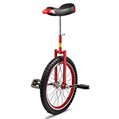 HIGH QUALITY SOLID CONSTRUCTION---> The frame is made of manganese steel with T.I.G welding. Steel Seatpost (245mm)with coarse surface. Heavy duty aluminum alloy rim with 13G steel spokes and turf-style tread tire designed to handle a weight capacity...