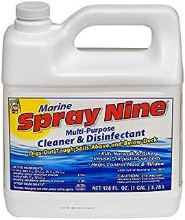 Spray Nine 26901S Marine Multi-Purpose Cleaner Gallon Bottle