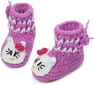 crochet cat booties