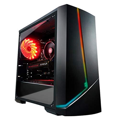 Pc Gamer G-fire Htg-434 Amd A10 9700 8gb (radeon R7 2gb) Ssd 240gb