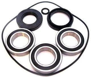 BossBearing Rear Wheel Bearings Seals Kit for Honda TRX250EX Sportrax 2001 2002 2003 2004 2005