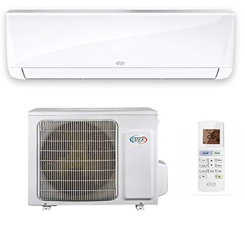 Climatizzatore Monosplit 12000 Btu, Inverter, Classe A++/A+ Gas R32 Wi-Fi Ecolight