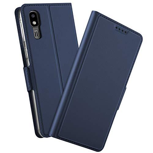 FanTings Funda para [Cierre Magnético] [Stand Función] [Ranura de Tarjeta] Case para Samsung Galaxy A2…