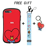 BTS Phone Cases Ultra Defender TPU Premium Protective for iPhone,Bangtan Boys Gift Set for Army (Kim Tae Hyung, iPhone XR)