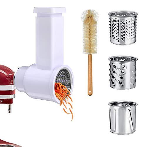 Best kitchenaid ksmvsa fresh prep slicer shredder attachment review 2021