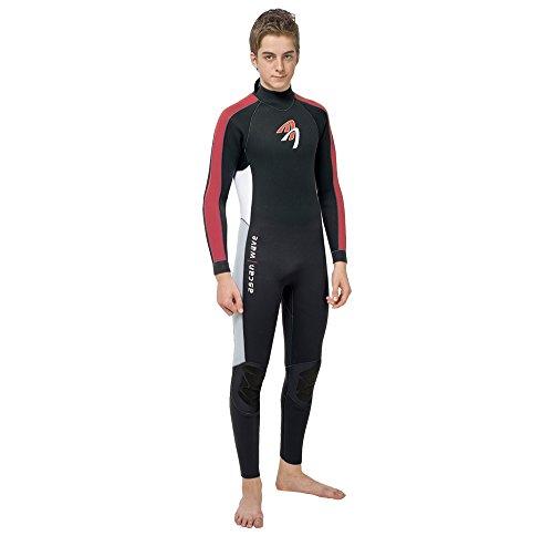 ASCAN JUNIOR OVERALL 4mm Kinder Neoprenanzug Surfanzug , 164