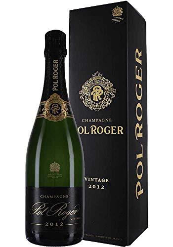 Pol Roger Champagne Brut Vintage 2012