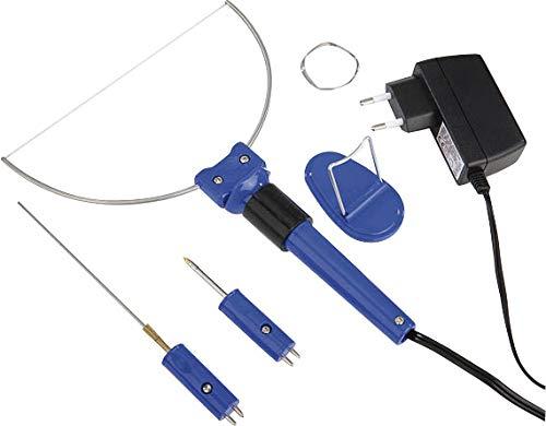 Styropor Schneider Set mit 3 Aufsätzen 6V / 9 Watt