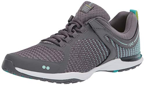 RYKA Women's Graphite Training Shoe, quiet grey, 9