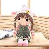 N-B Navidad45 cm muñecos de Peluche de Trapo muñeco de Trapo de Boda de Felpa Juguetes Lindos Figura Dulce cumpleaños de niños de niña