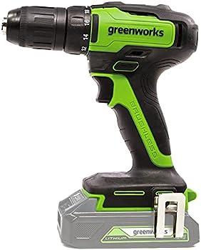 Greenworks 24V Brushless Cordless Drill