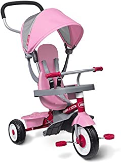 4 in 1 radio flyer pink