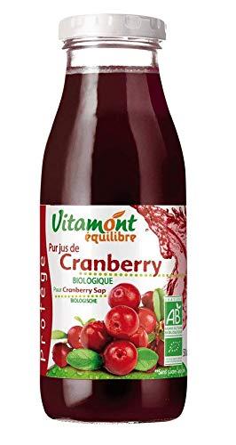 VITAMONT - BIO -Pur Jus de Cranberry 1 Unité