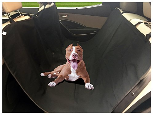Berenjena Protector Premium de Mascotas Cubierta para el Asiento del Coche