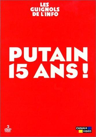 Les Guignols de l'info : Putain 15 ans !, Best Of - Édition 2 DVD
