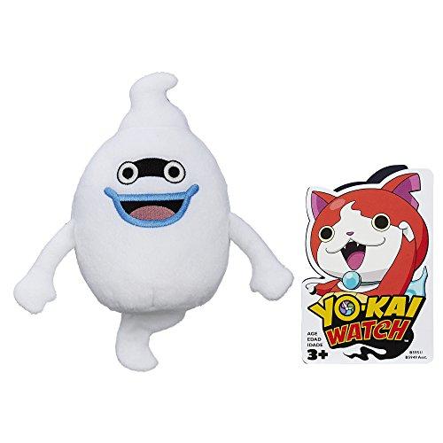 Yo-Kai - Reloj de Peluche con Figura de susurro