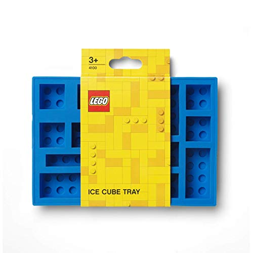 LEGO Cubitera de Hielo, Azul Brillante, One Size