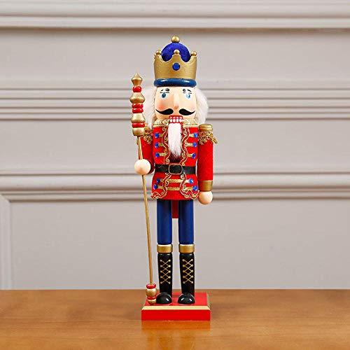 QIGE Europese creatieve notenkraker soldaat marionet TV kast boekenplank wijnkast decoratie ornamenten desktop slaapkamer meubels