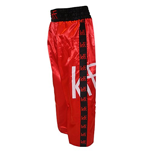 KRF Feel The Enemy Kick Box Broeken Boxhandschoenen, heren