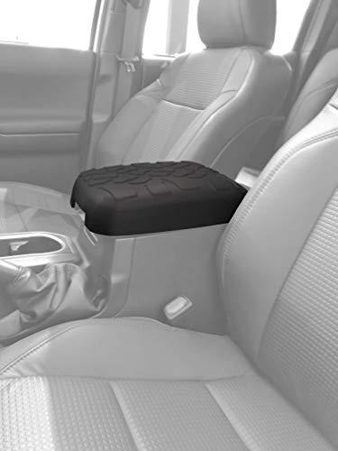 Boomerang Tire Tread Armpad for Toyota Tacoma (2016+) - Center Console Armrest Cover