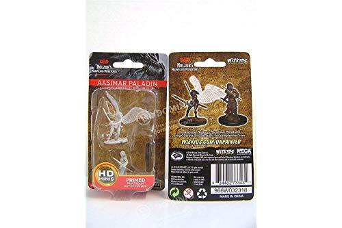 NECA D&D Nolzurs Marvelous Unpainted Miniatures: Wave 5: Aasimar Male Paladin